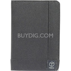 T-Tech RFID-Blocking Passport Holder, Charcoal
