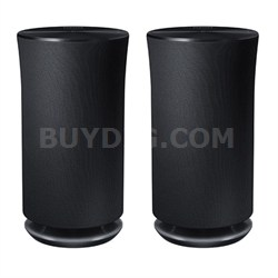 2-Pack Radiant 360 R3 Wi-Fi Bluetooth Speaker