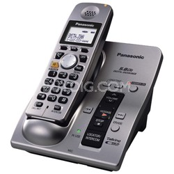 KX-TG6051M 5.8 GHz Cordless Telephone w/Digital Ans  Refurbished