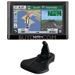 nuvi 55 Essential Series GPS Navigation System with Garmin Friction Mount