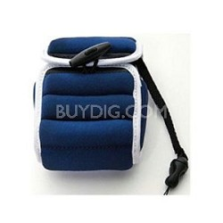 202352 Float Case (Navy with White Trim)