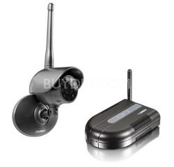 LW1001 Color Wireless Surveillance System w/ Indoor/Outdoor Night Vision Camera