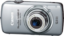 Powershot SD980 IS Digital ELPH Digital Camera (Silver)