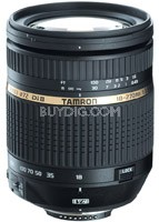 18-270mm f/3.5-6.3 DI II VC  LD Aspherical for Nikon **Open Box**