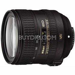 AF-S NIKKOR 24-85mm f/3.5-4.5G ED VR Lens - 2204 - OPEN BOX