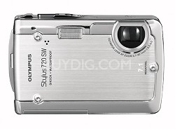Stylus 720 SW 7.1MP Shockproof and Waterproof Digital Camera