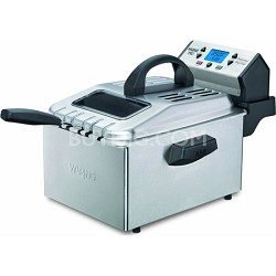 DF280 Professional Deep Fryer - Brushed Stainless