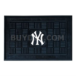 MLB New York Yankees Vinyl Heavy Duty Door Mat