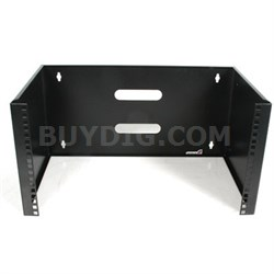 "6U 12"" Deep Wall Mounting Bracket - WALLMOUNT6"