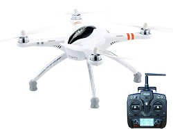 Ready to Fly Quadcopter with DEVO 7 Remote - RTF1 Drone