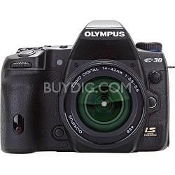 E30  Pro 12mp Digital SLR Kit with 14-42mm Lens