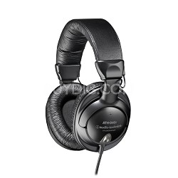 ATH-D40fs Precision Enhanced Bass Headphones