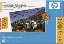 Advanced Photo Paper, satin-matte 13 x 19-inch, 25 sheets