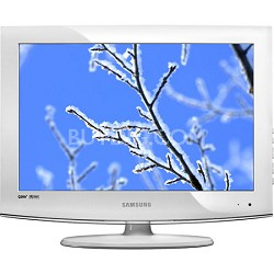 "LN19A451 - 19"" High-definition LCD TV  (White)"