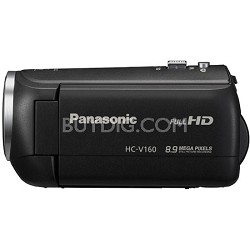 HC-V160K Long Zoom Camcorder with Built-in WiFi