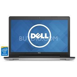 "Inspiron 17 17.3"" HD+ i5748-1143sLV Notebook PC - Intel Pentium 3558U Processor"