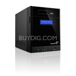 Business Storage NAS 4-Bay 12TB Network Attached Storage STBP12000100