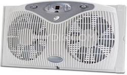 Remote Twin Window Fan BW2100R-U
