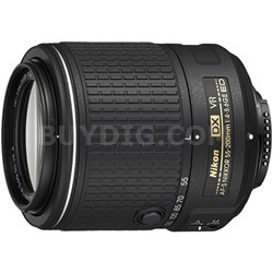 AF-S DX NIKKOR 55-200mm f/4-5.6G ED VR II Lens - Refurbished