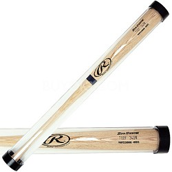 Baseball Bat Display Clear Tube up to 34""