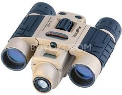 VistaPix 8x22 Binocular with Built-in .03 Megapixel Digital Camera