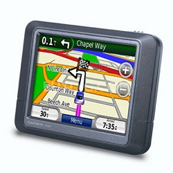 Nuvi 255, Preloaded City Navigator
