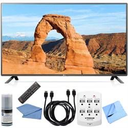 55LF6000 - 55-inch Full HD 1080p 120Hz LED HDTV Hook-Up Bundle