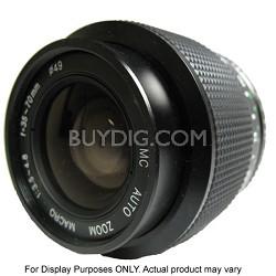 35-70mm f/3.5-4.5 MF for Nikon - OPEN BOX