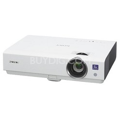 3200 Lm XGA Network Portable Projector