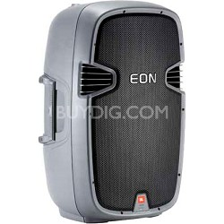 "15"" Two-Way Self-Powered Portable Speaker System"
