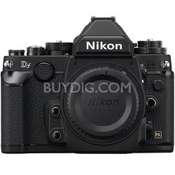 Df Full-Frame Digital SLR Camera - Black