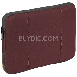 Impax Sleeve for Apple iPad and iPad 2 TSS20501US (Red with Gray Accents)