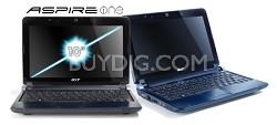 "Aspire one 10.1"" Netbook PC - Blue (AOD250-1580)"