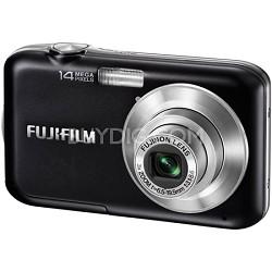 FINEPIX JV200 3x Optical Zoom 14 MP Digital Camera (Black)