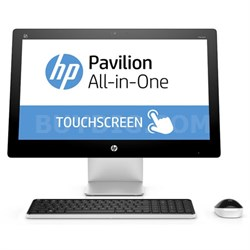 "Pavilion 23-q140 23"" AMD A10-8700P All-in-One Desktop PC - OPEN BOX"