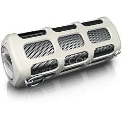 ShoqBox SB7210 Bluetooth Wireless Speaker (WHITE)