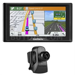 Drive 60LMT GPS Navigator (US Only) - 010-01533-0B w/ Garmin Air Vent Mount