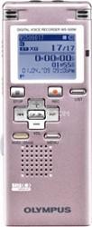 WS-500 Digital Voice Recorder (Pink)