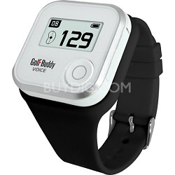Wristband for GolfBuddy GPS Rangefinder Voice, Small, Black
