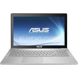 "15.6"" Full HD Touch N550JV-DB72T Notebook - Intel Core i7-4700HQ Processor"