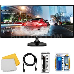 "34"" UltraWide 21:9 IPS WFHD (2560x1080) LED Computer Gaming Monitor with Kit"