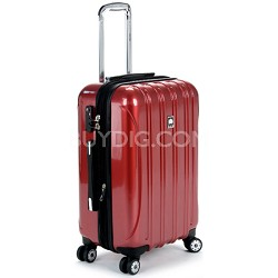 Helium Aero Carry-On Expandable Spinner Trolley Luggage (Brick Red) - 07644RD