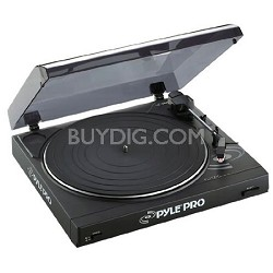 Professional Belt Drive Turntable with USB Interface