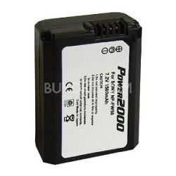 InfoLithium HSeries NP-FW50 Camera battery 1500mAh for DSCHX1 & Select Alpha SLR