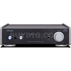 AI-301DA-BK Integrated Amplifier with Bluetooth USB and DAC (Black)