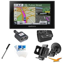 "nuvi 2559LMT Advanced Series 5"" GPS Navigation System w/ Bluetooth Mount Bundle"