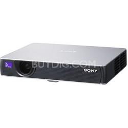VPL-MX25 XGA (1024 x 768) LCD projector - 2500 ANSI lumens