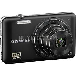 VG160K 14MP 5x Opt Zoom Black Digital Camera - Black