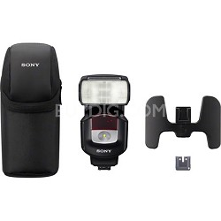 HVLF43M High Power Flash with Quick Shift Bounce - Black