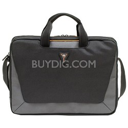"""ENERGY 15.6""""/16"""" Checkpoint Friendly Double Slim Notebook Case"""